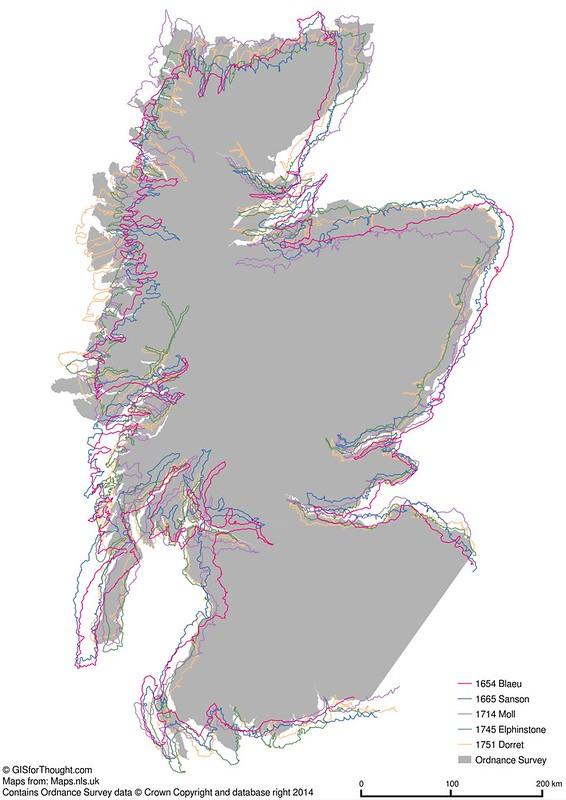 Scotlands Changing Coastline