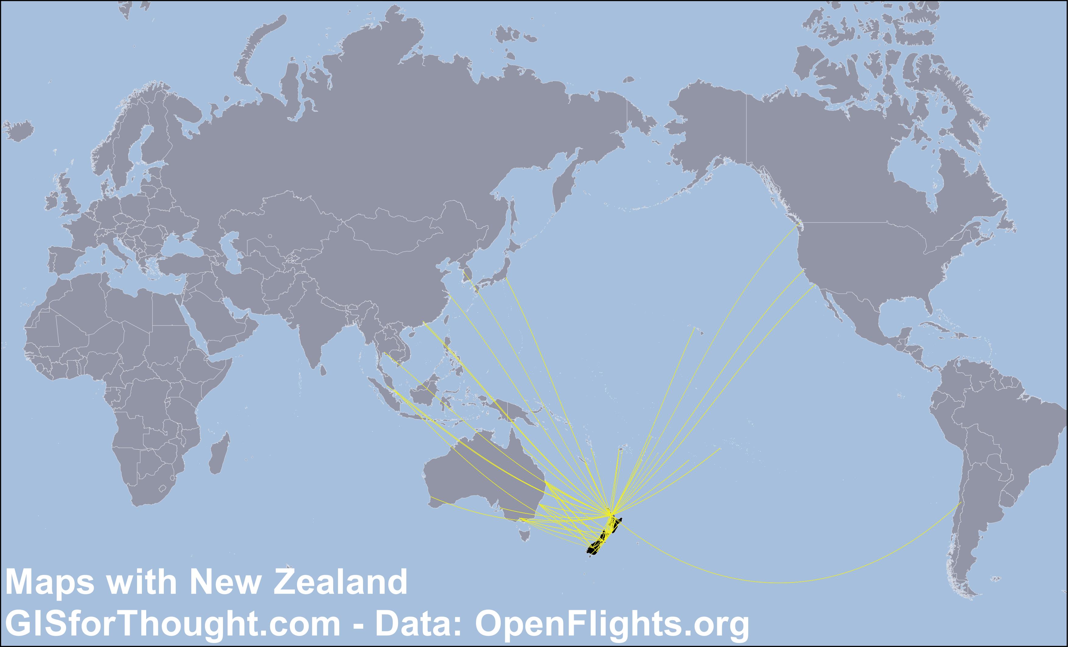 New Zealand Flights