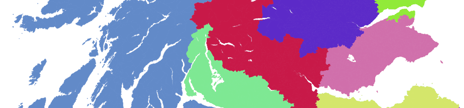 UK Postcode Area
